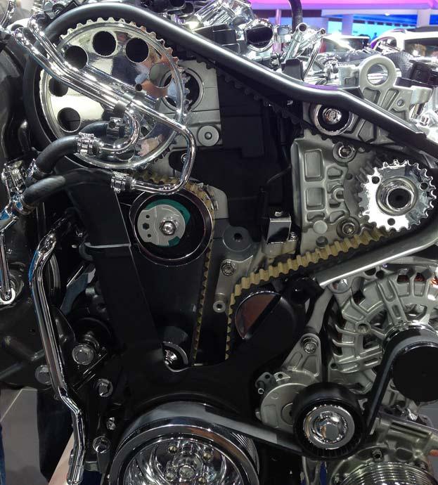 Vertu Specialist Cars Dealership: Dave Brooks Engine Specialists