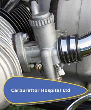Carburettor Hospital Ltd