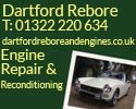 Dartford Rebore - Engine repairs