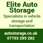 Elite - Specialists in vehicle storage and transportation