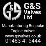 G & S Engine Valves Ltd