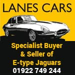 Lane Cars E-Type Jaguars