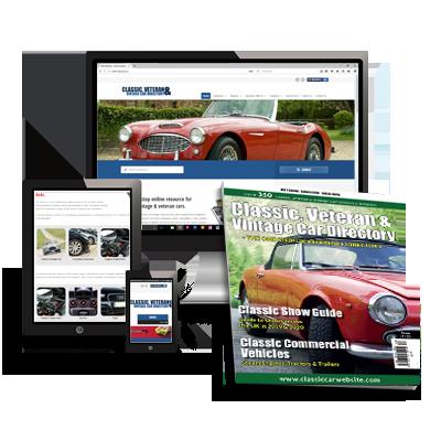 Classic Car Magazine