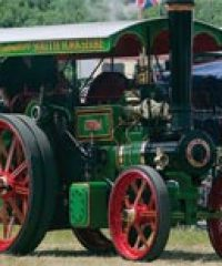 Sheffield Steam & Vintage Rally