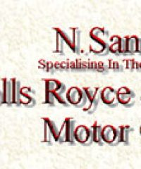 N Sandell Specialising in Rolls-Royce and Bentley Motor Cars