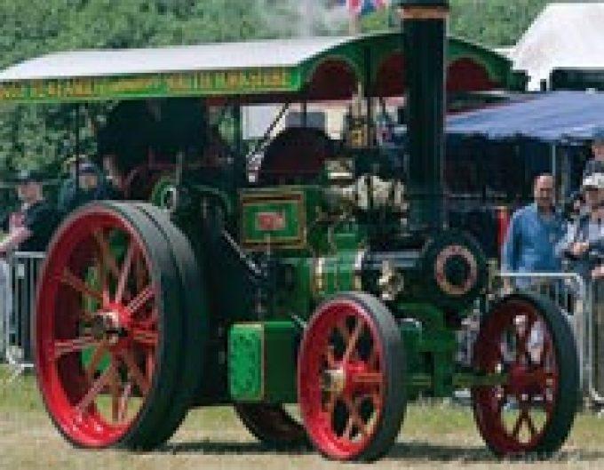 Sheffield Steam & Vintage Rally