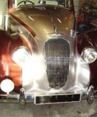 Gordon Needs Bodyshop  Specialising In Historic Vehicles