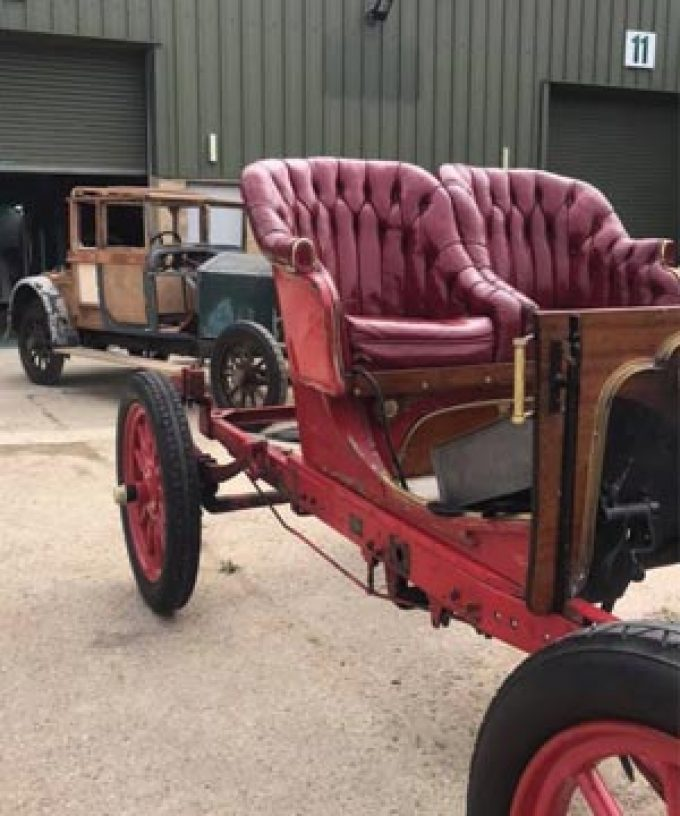 Clanfield Coachbuilding