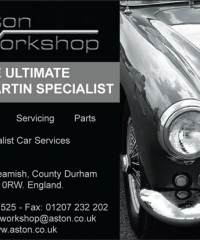 The Aston Workshop