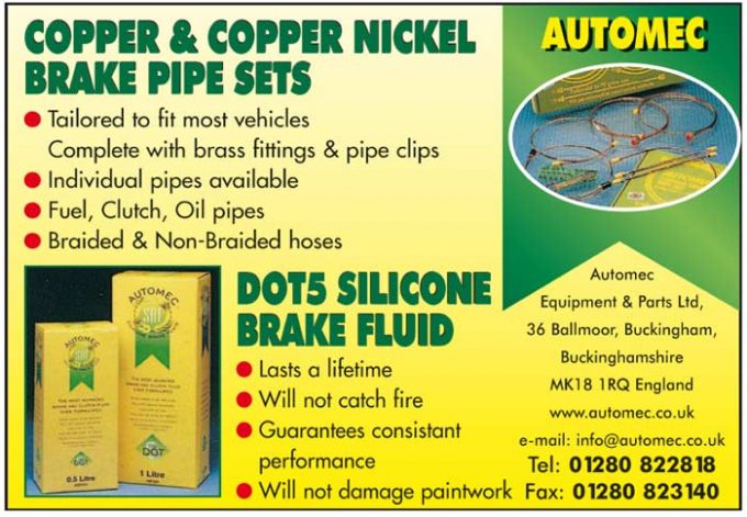 Automec Equipment & Parts Ltd.