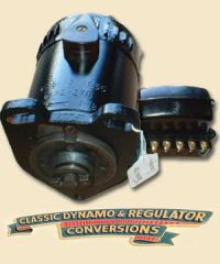 Classic Dynamo & Regulator Conversions Ltd