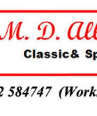 M.D Allen Engineering