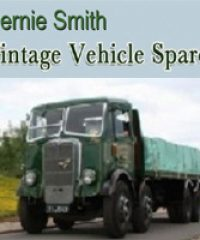 Bernie Smith Vintage Vehicle Spares