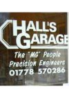Halls Garage (Hall's Garage)