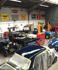 The Classic Car Workshop Ltd