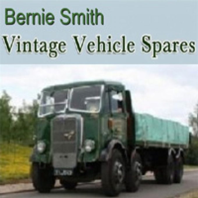 Bernie Smith Vintage Vehicle Spares