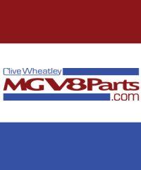 MG V8  Parts