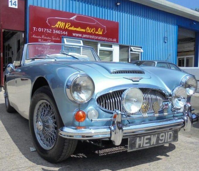 AM Restorations UK Ltd