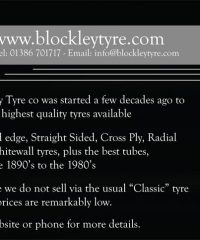 The Blockley Tyre Company