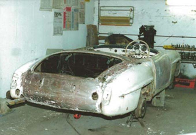 Sporting Classic Motors Ltd