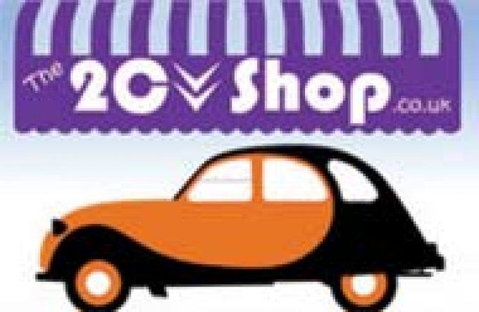 The 2CV Shop Ltd