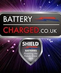 Shield Batteries (C/O Batterycharged)