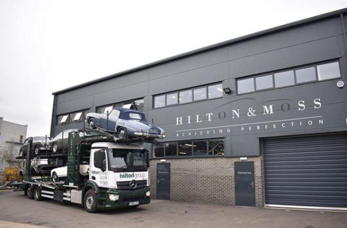 Hilton And Moss Sportscars Limited