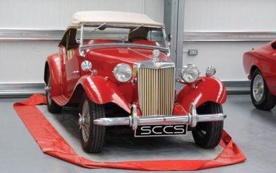 Southlands Cherished Car Storage