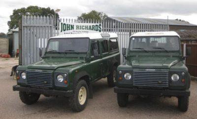 John Richards Surplus