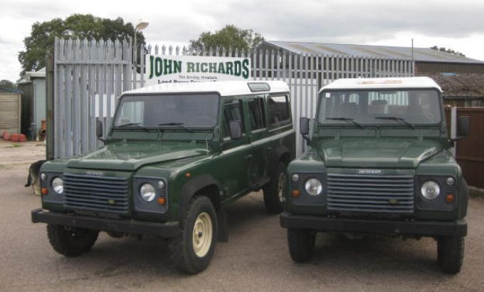 John Richards Surplus