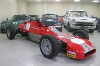 Trevor Farrington Ltd - Classic & Competition Sales