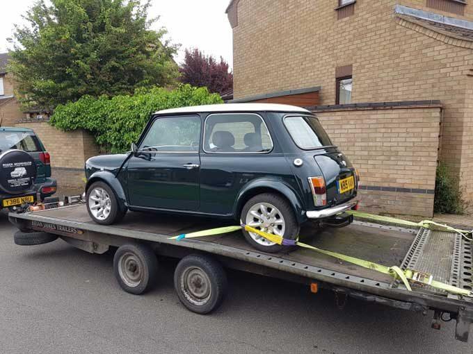 Roger Moorhouse Classic Car Repairs