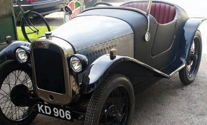 Llangollen Motor Museum