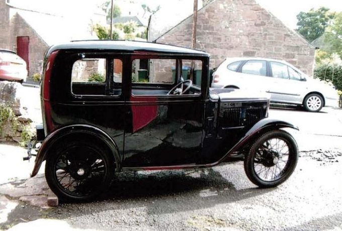 Gordon Needs Bodyshop  Specialising In Historic Vehicles