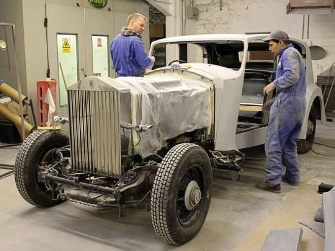 Classic Restoration Scotland Ltd