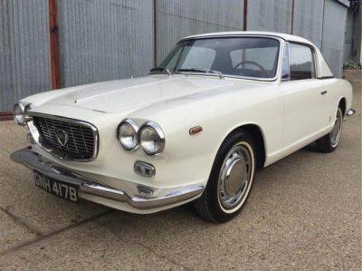 Alan Carrington Classic Cars Ltd