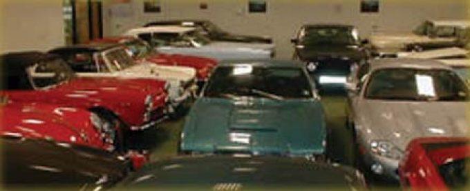 Millfield Car Storage