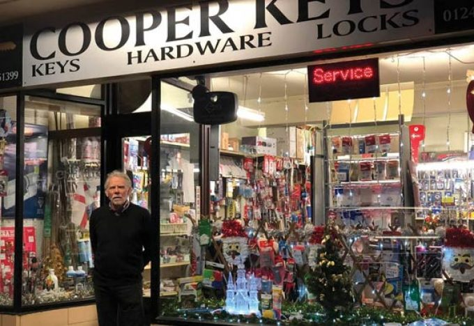 Cooper Lock & Key (Auto Locksmiths)
