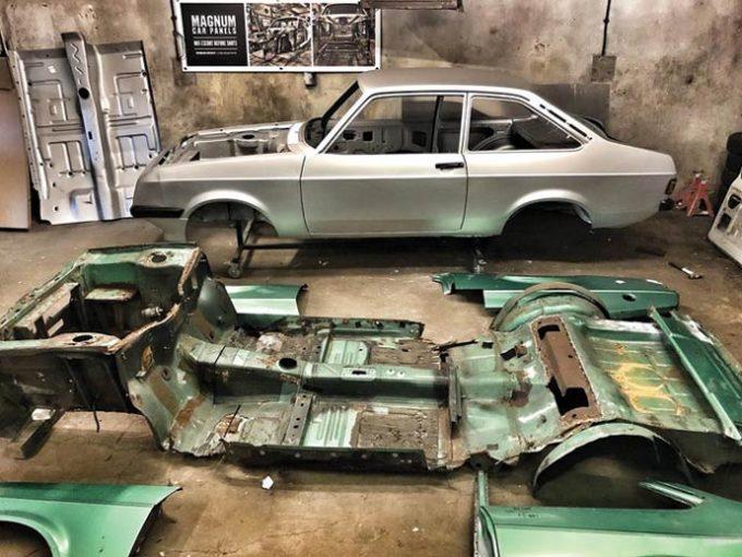 Magnum Car Panels