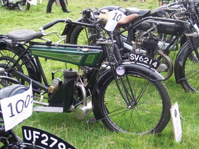 Malpas Vintage Machinery Association Ltd