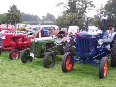 Malpas Vintage Machinery Association Ltd