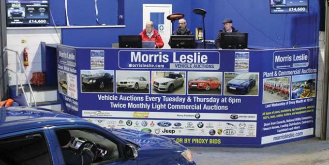 Morris Leslie Vehicle Auctions Ltd