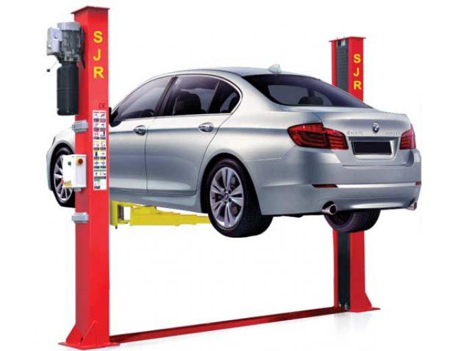SJR Garage Equipment