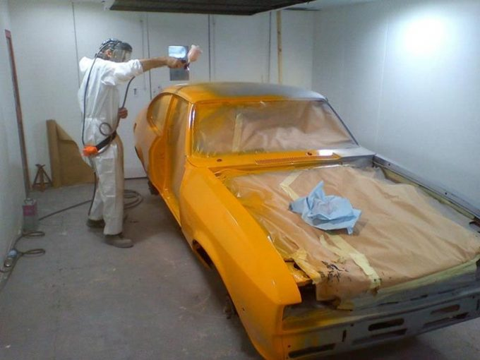 Andy's Auto Restoration T/A Andy's Auto Body